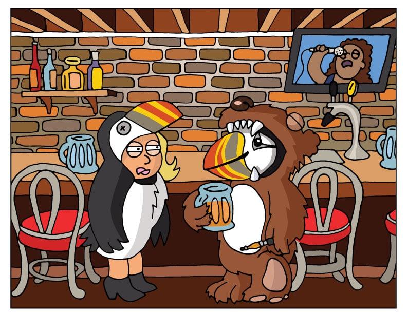 Bear-Beer