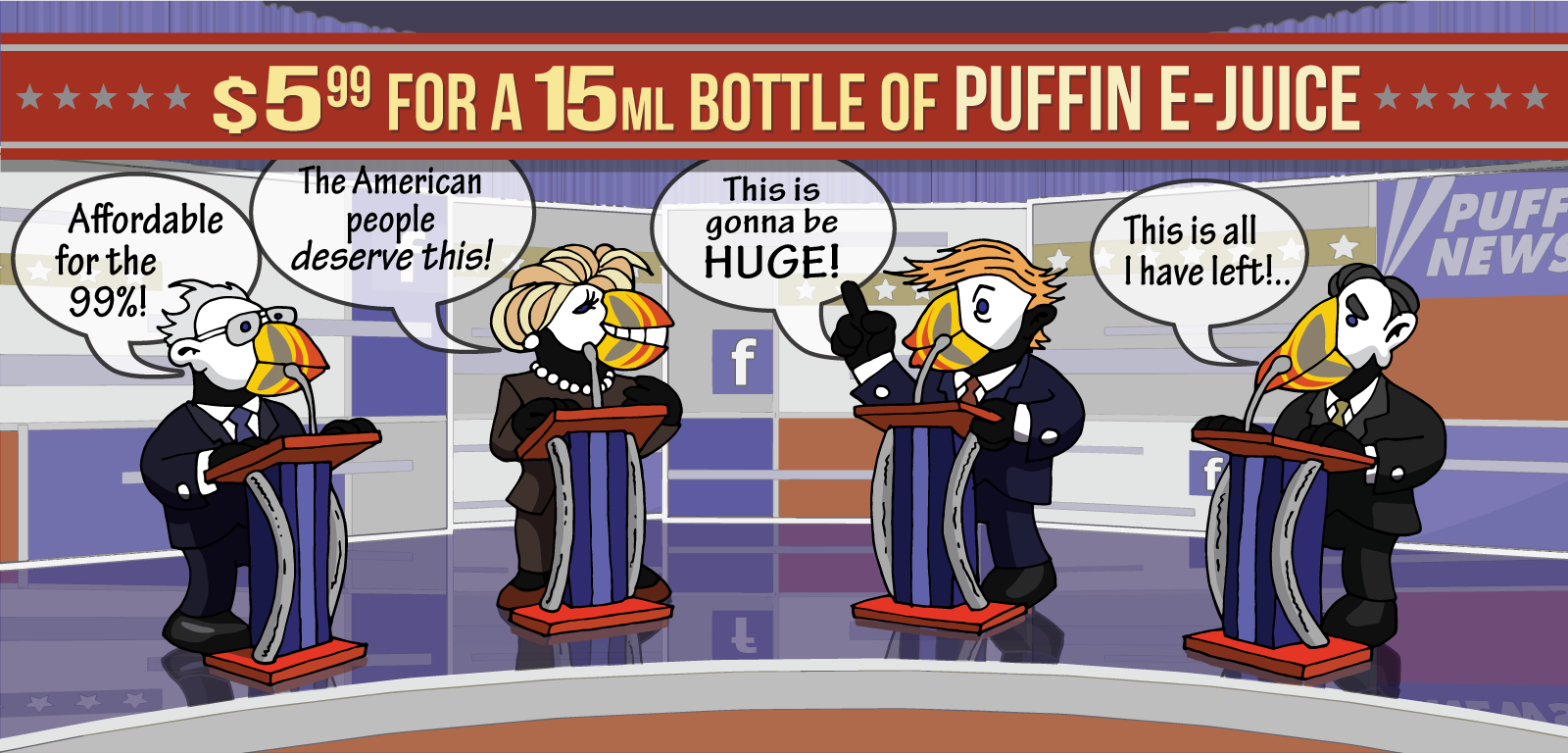 Election-candidates-puffins